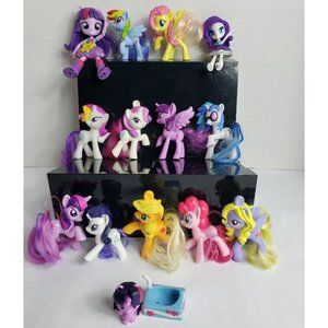 My Little Pony Doll Fig Bundle of 14 #8